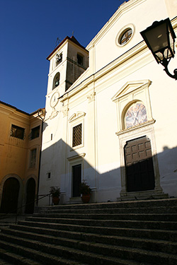 The Church of  St. Andrea