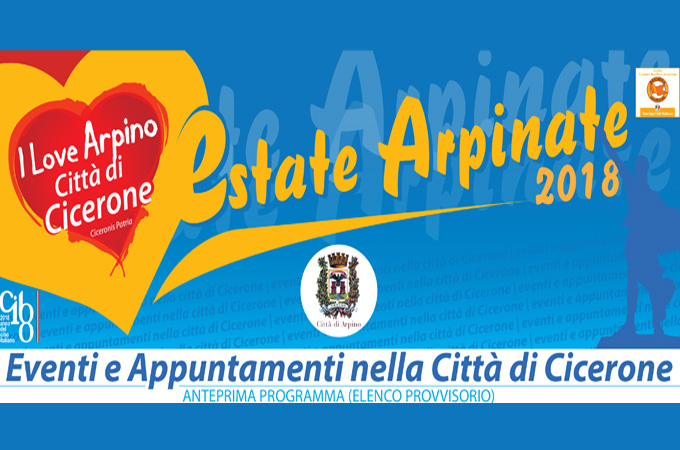 Estate Arpinate 2018
